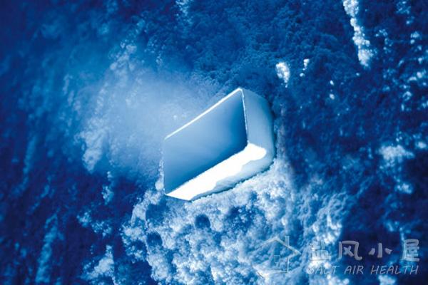 盐风小屋呼吸系统原理